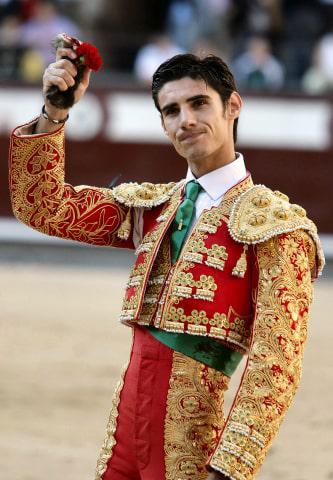 Torero Victor Barrio